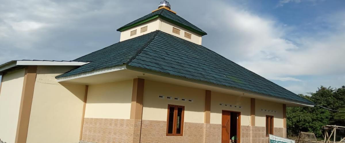Depan Masjid